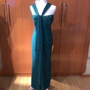 Badgely Mischka Evening Gown